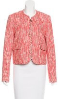 Carven Structured Bouclé Jacket