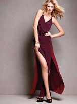 Victoria's Secret Colorblock Maxi Dress