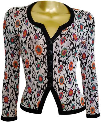 Saint Laurent Multicolour Cotton Knitwear