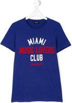Diesel Music Lovers Club T-shirt
