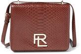 Ralph Lauren Python RL Shoulder Bag