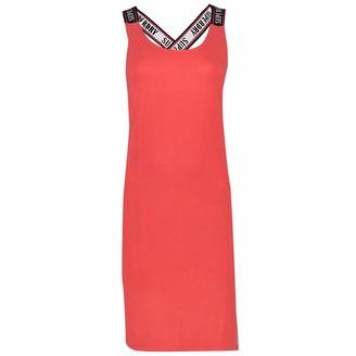 Superdry Women's City Jacquard Bodycon Dress