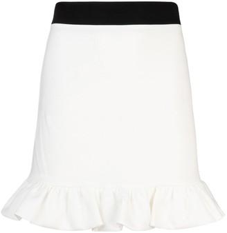 Miu Miu Ruffle Skirt