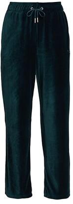 Corduroy Drawstring Pants