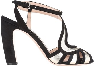 Miu Miu Ankle Strap Sandals