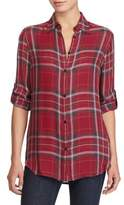 Lauren Ralph Lauren Petite Plaid Button-Down Shirt