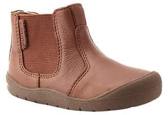 Start Rite Start-rite Children's Leather First Chelsea Boots, Tan