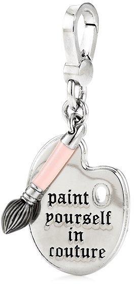Juicy Couture Painter's Pallette Charm