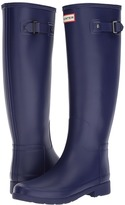 Hunter Original Refined Tall Matte Women's Boots