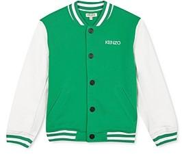 Kenzo Boys' Tiger Varsity Jacket - Little Kid