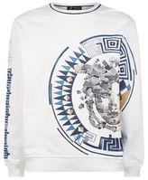 Versace Graphic Medusa Sweater