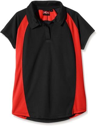 Trutex Girl's Sector Polo Shirt