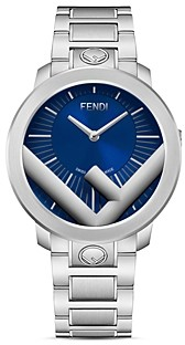 Fendi Run Away Watch, 41mm