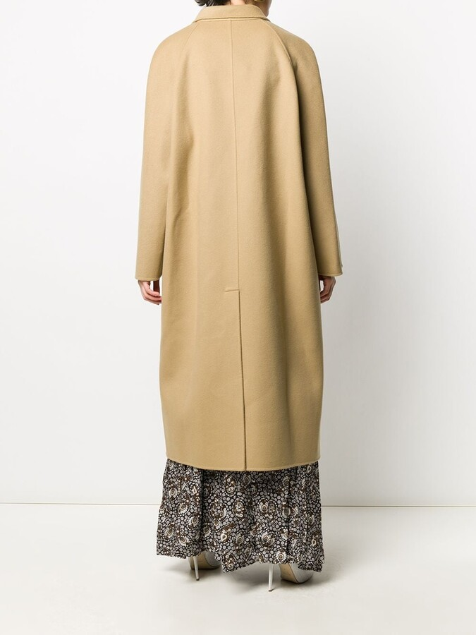 Thumbnail for your product : MICHAEL Michael Kors Oversized Double-Breasted Coat