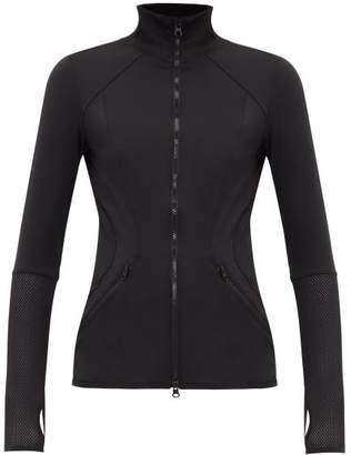 adidas by Stella McCartney Essentials Panelled Performance Jacket - Womens - Black