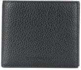 Emporio Armani bi-fold wallet - men - Calf Leather - One Size