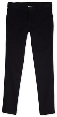 Real School Uniforms Real School Girls School Uniform 5-Pocket Stretch Skinny Pant, Sizes 4-16