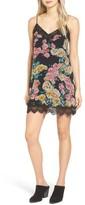 Ella Moss Women's Jaeda Silk Slipdress