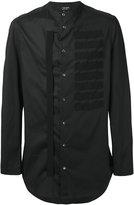 Tom Rebl strap shirt - men - Cotton/Spandex/Elastane - 50