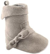 Luvable Friends Suede Fold Over Boot
