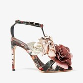 Sophia Webster Jumbo Lilico Sandal (Dark Rose Metallic) Women's Shoes
