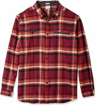 Columbia Men's Big and Tall Deschutes River Big & Tall Woven Long Sleeve Shirt