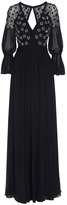 Temperley London Crossbone Lattice Dress