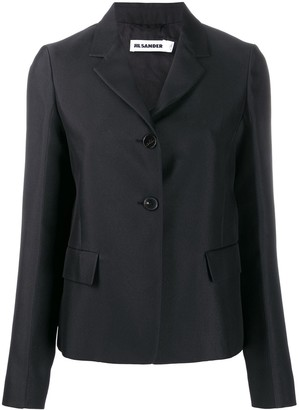 Jil Sander Single-Breasted Blazer