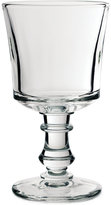 French Home La Rochère Glassware, Set of 6 Jacques Coeur Water Glasses