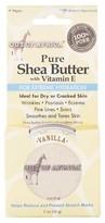 Out of Africa Shea Butter Moisturizer Tin Vanilla - 2 oz