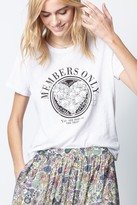 Zadig & Voltaire Alys Members Only T-Shirt