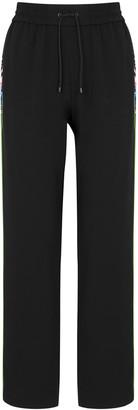 Kenzo Black panelled sweatpants