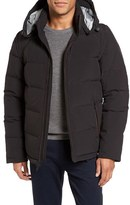 Vince Camuto Men's Convertible Down & Feather Puffer Jacket