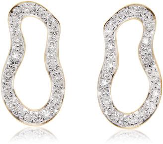 Monica Vinader Riva Pod Stud Earrings