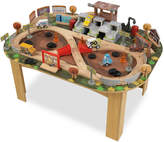 Disney Cars 3 Thunder Hollow Track Set and Table by KidKraft