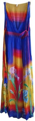 Gottex Multicolour Silk Dress for Women