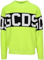 GCDS Logo Knitted Sweater