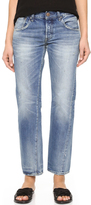 Red Card Vintage Straight Jeans