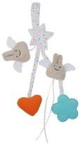 Trousselier Star rattle cradle dummy holder