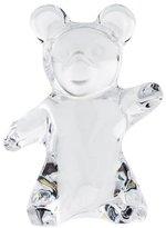 Daum Crystal Bear Figurine