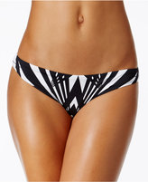 Bar III Prism Cheeky Hipster Bikini Bottoms, Created for Macy's