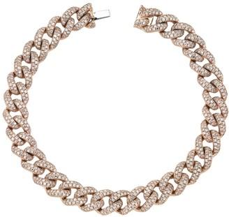 Shay Medium Pave Diamond Link Bracelet