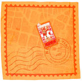 Hermes De Passage à Paris Silk Scarf
