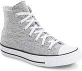 Converse Chuck Taylor ® All Star ® Knit High Top Sneaker (Women)
