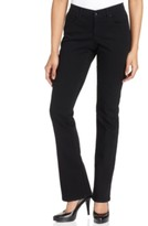 Style&Co. Style & Co Style & Co Petite Tummy-Control Bootcut Jeans, Created for Macy's