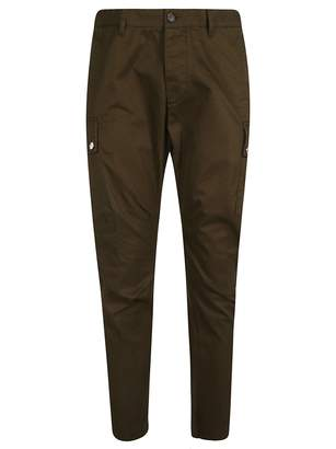 DSQUARED2 Side Cargo Pocket Trousers