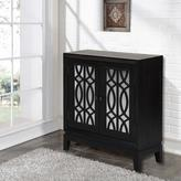 Pulaski Furniture Black Storage Cabinet