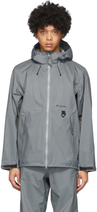 Snow Peak Grey Wanderlust Jacket