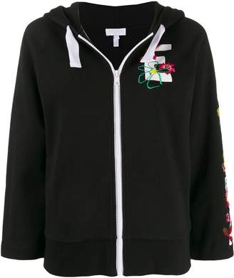 Escada Sport embroidered logo jacket