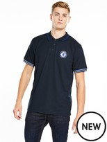 Chelsea Source Lab Fc Mens Tipped Polo